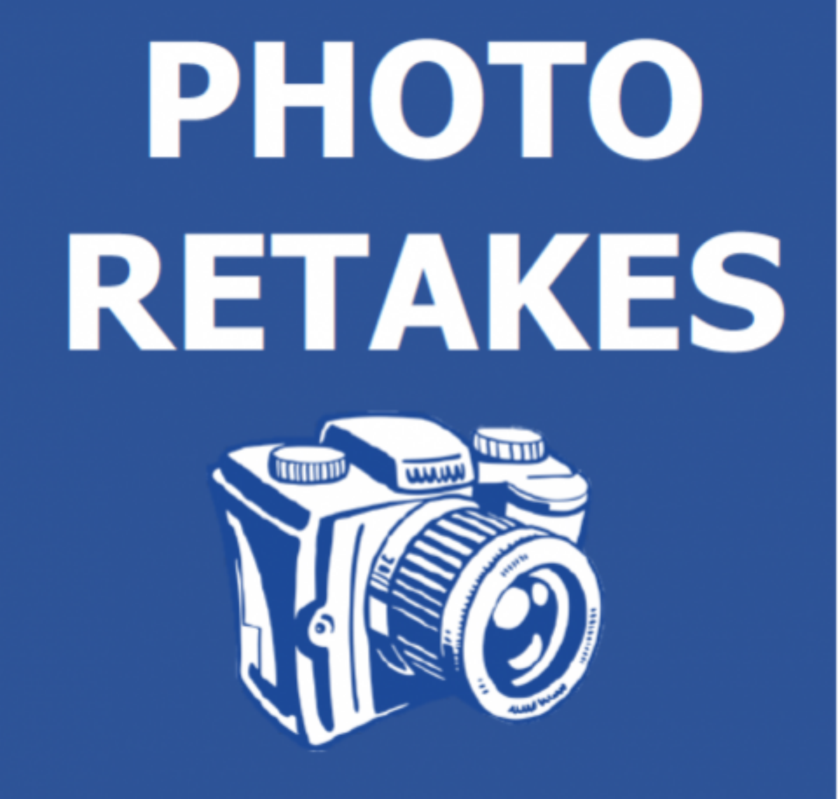 Picture Retake Day is October 1st!